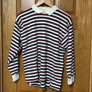 VINTAGE STRIPPED SHIRT
